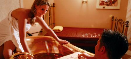 Badevergnügen im Hotel im Bayerischen Wald