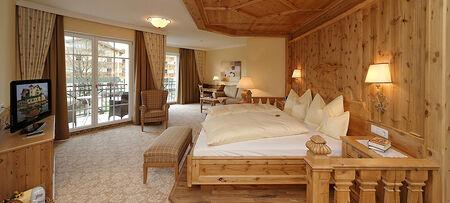 Moderne Suiten im Bayerischen Wald